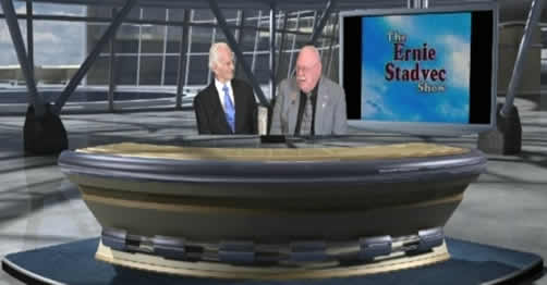 Ernie's TV show